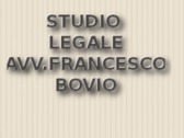 Avv. Francesco Bovio