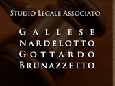 Studio legale Associato Gallese Nardelotto Gottardo Brunazzetto​
